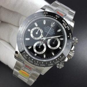 ROLEX Daytona 116500 Noob 11 904L SS SA4130 V3