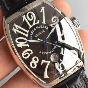 FRANCK MULLER Casablanca Date SS GF 11 A2824