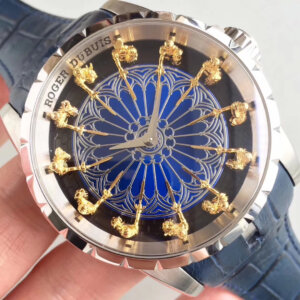 ROGER DUBUIS Excalibur Knights of the Round Table II RG ZF MIYOTA 9015