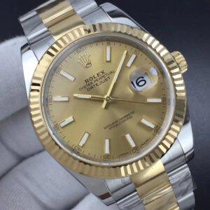 ROLEX DateJust 36 SS/YG 126233 ARF YG SH3135