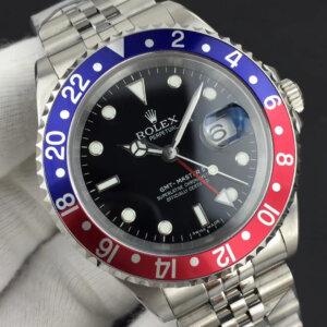 GMT-Master II SS BP Maker SS Jubilee Bracelet A283686
