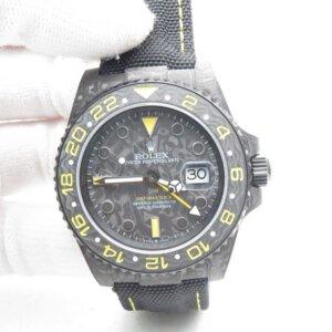Rolex GMT Master II DIW Carbon Spyder Edition