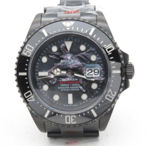 ROF Factory 2017 Baselworld Sea Black Dweller Ref.126660 Edition Blaken Ox Limited Edition
